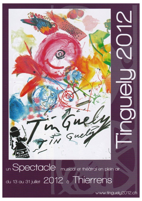 TinGuely affiche